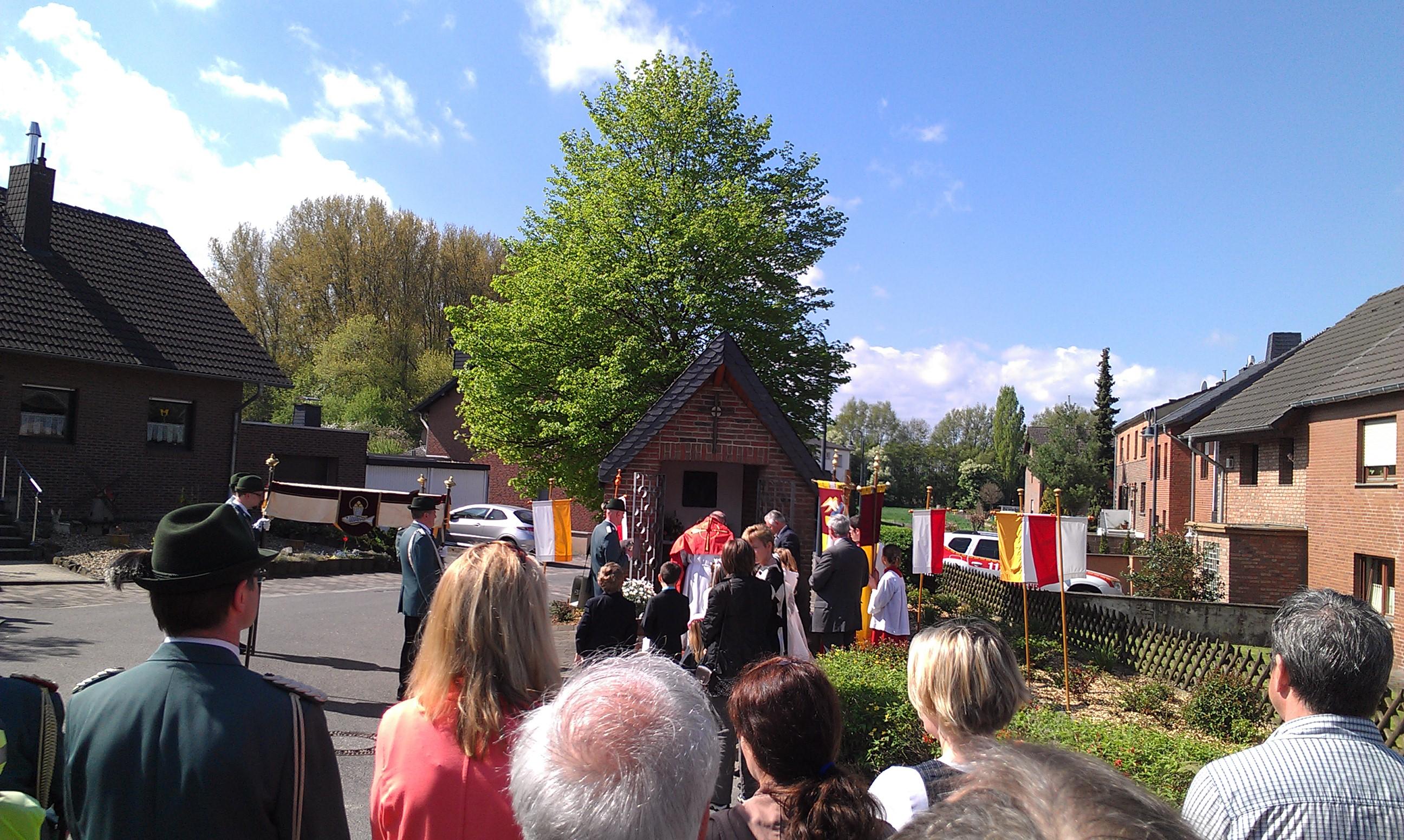 Fotos vom Kreuzfest