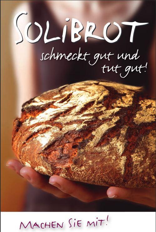 """Messdiener und Kommunionkinder unterstützen die Fastenaktion """"Solibrot"""" von Misereor"""