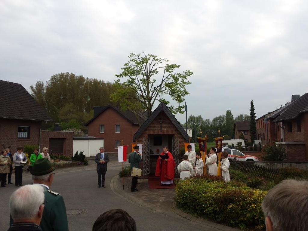 Kreuzfest in Ellen 2015
