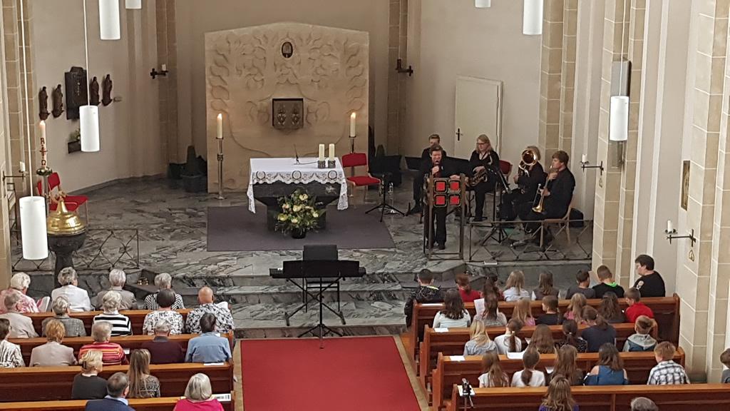 Benefiz-Konzert in Ellen – unterhaltsam und abwechslungsreich
